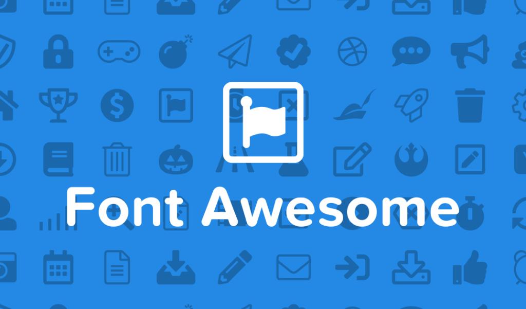 【系統更新】更新 Font Awesome 版本至 5.0.13