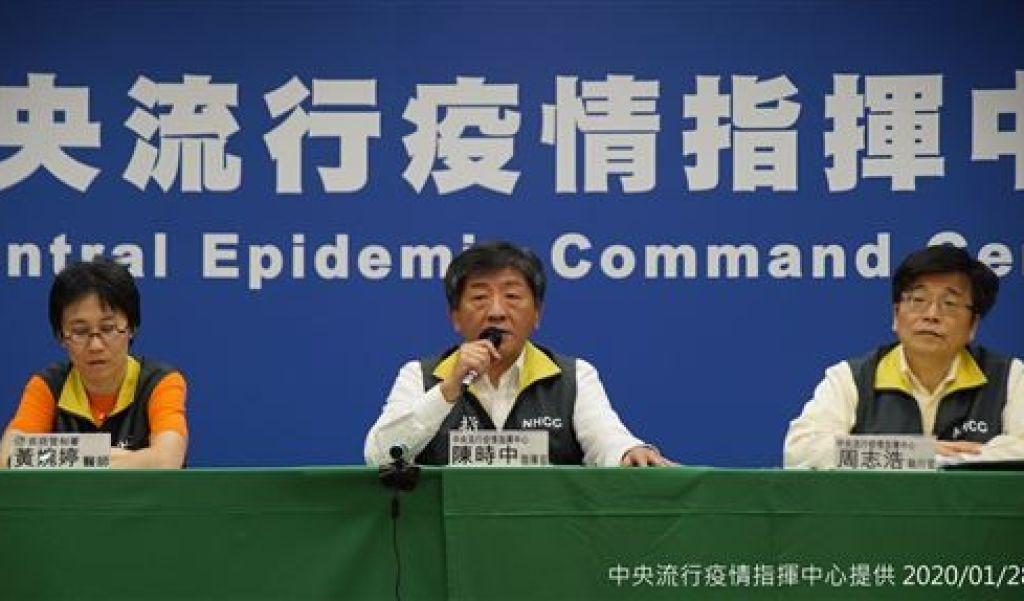 【臺灣第一起本土案例–彰化50歲男子被妻子感染】新增電子監控設備、家庭傳染、第八例肺炎患者
