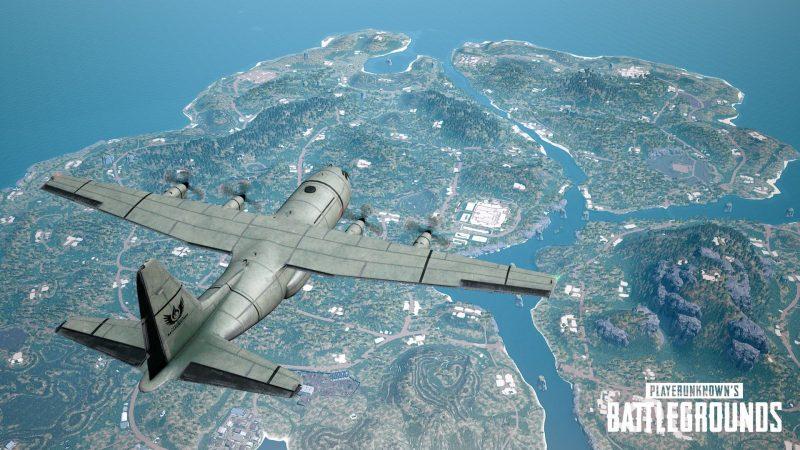 《PUBG 絕地求生》第二次 Codename: Savage 地圖測試開始,詳細的更新內容! - 封面圖