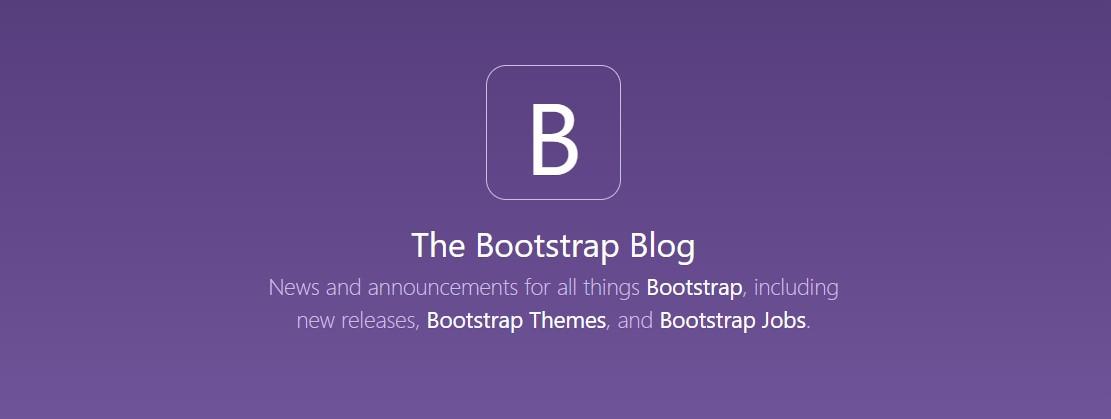 【系統更新】本站已更新 Bootstrap 版本至 4.1 - 封面圖